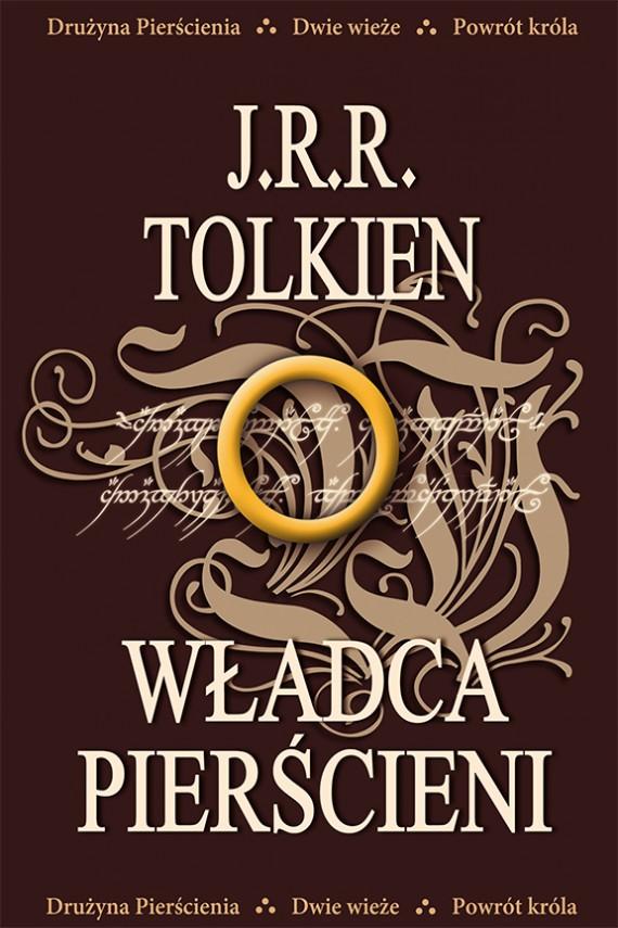 okładka Władca Pierścieni. Tom 1-3ebook | EPUB, MOBI | J.R.R.  Tolkien