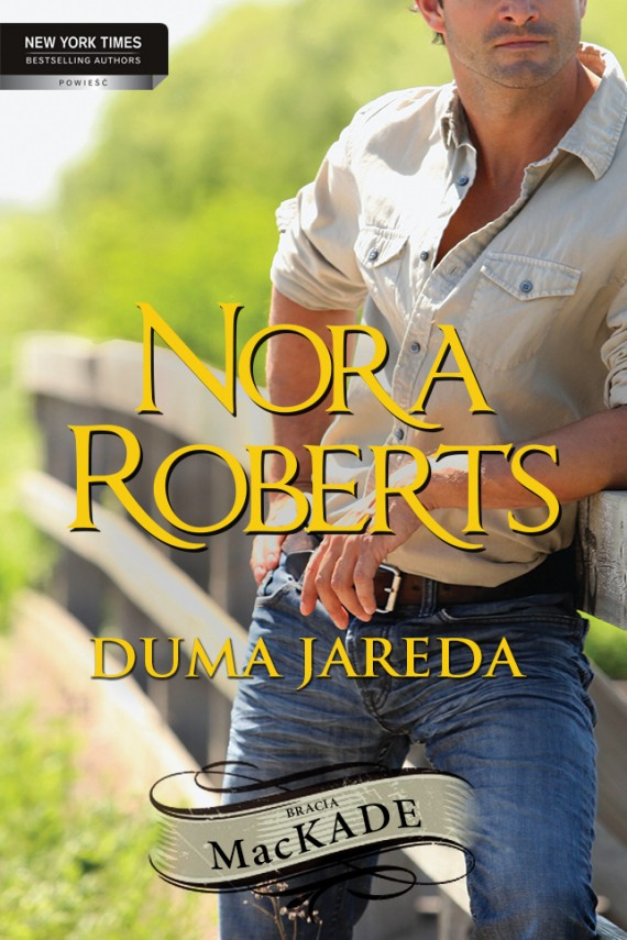 okładka Duma Jareda. Ebook | EPUB, MOBI | Nora Roberts