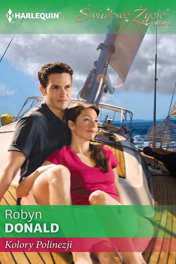 okładka Kolory Polinezjiebook | EPUB, MOBI | Robyn Donald