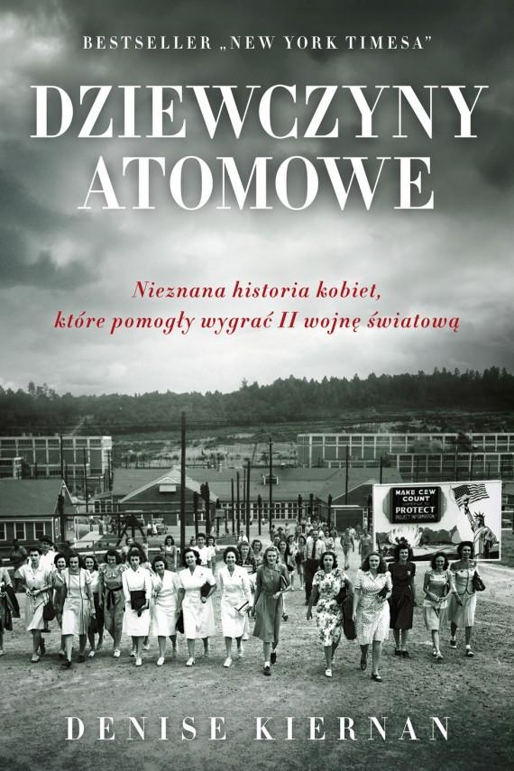 okładka Dziewczyny atomowe. Ebook | EPUB, MOBI | Denise Kiernan