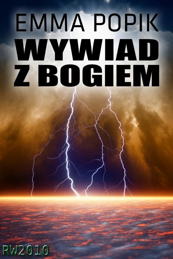 okładka Wywiad z bogiem. Ebook   EPUB, MOBI   Emma Popik