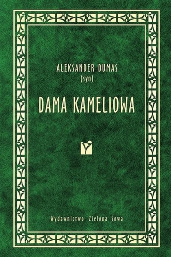 okładka Dama Kameliowaebook | EPUB, MOBI | Aleksander Dumas (syn)