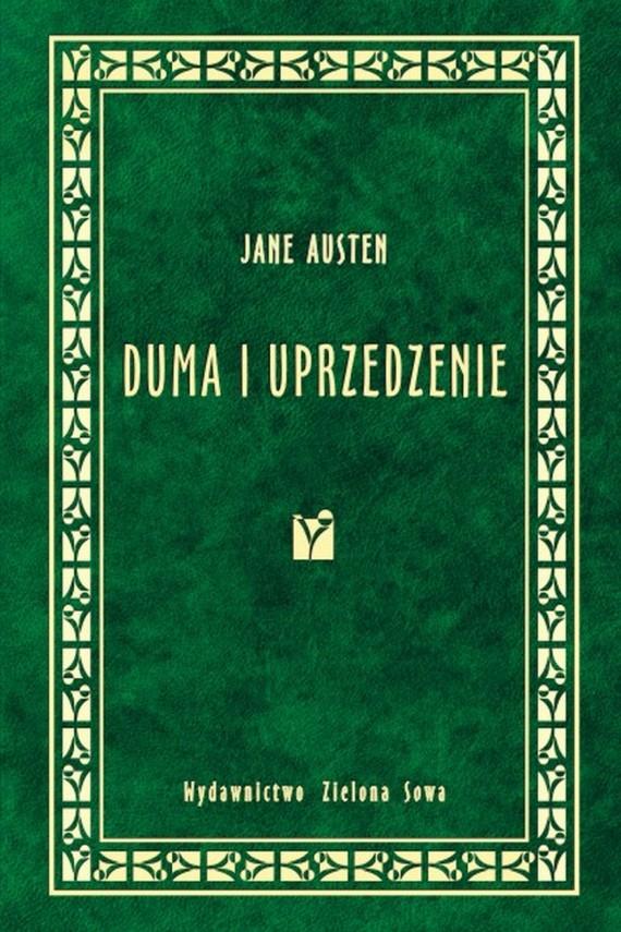 okładka Duma i uprzedzenie. Ebook | EPUB, MOBI | Jane Austen