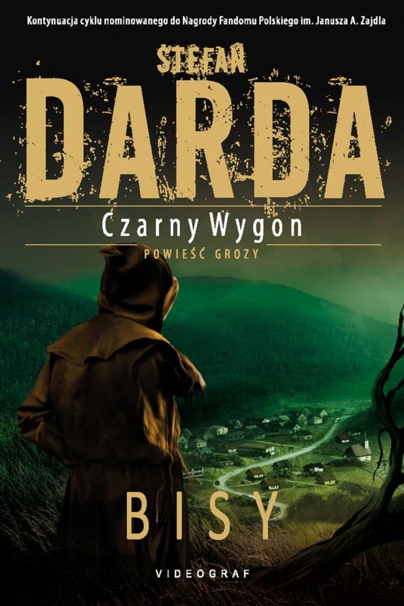 okładka Czarny Wygon. Bisyebook | EPUB, MOBI | Stefan Darda