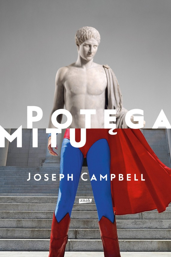 okładka Potęga mituebook | EPUB, MOBI | Joseph Campbell