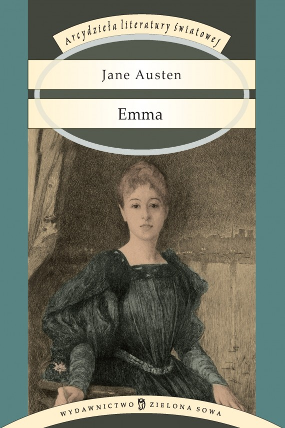 okładka Emma. Ebook | EPUB, MOBI | Jane Austen