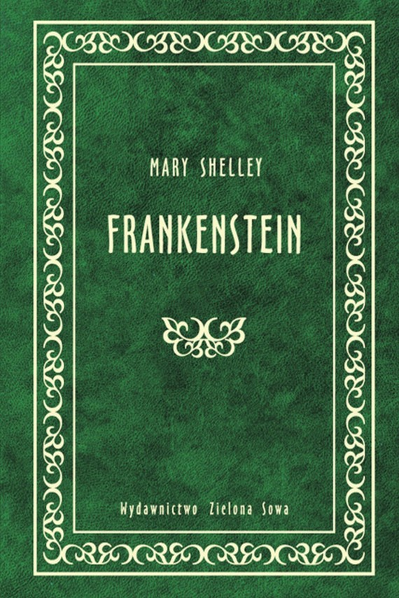 okładka Frankenstein. Ebook | EPUB, MOBI | Mary Shelly