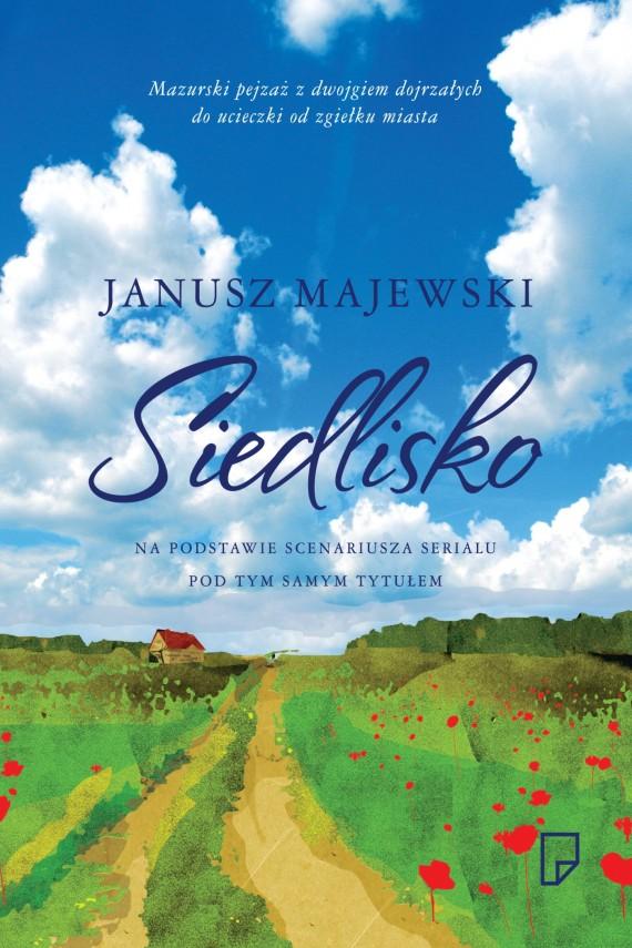 okładka Siedliskoebook | EPUB, MOBI | Janusz Majewski