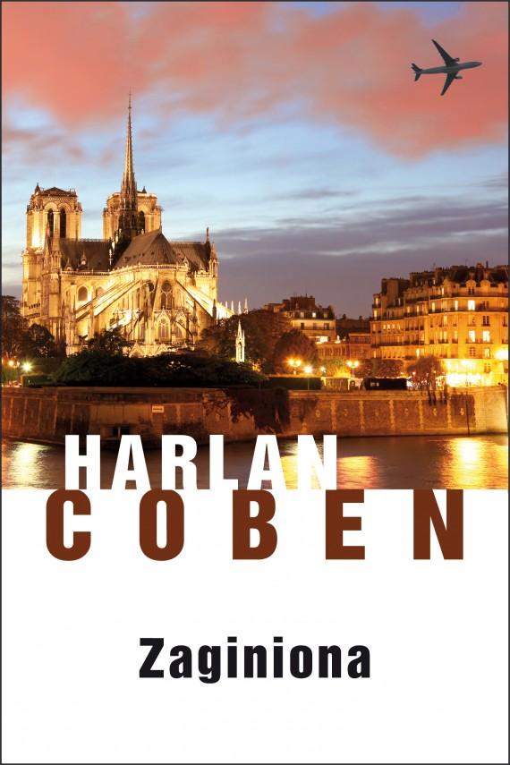 okładka Zaginiona. Ebook | EPUB, MOBI | Harlan Coben