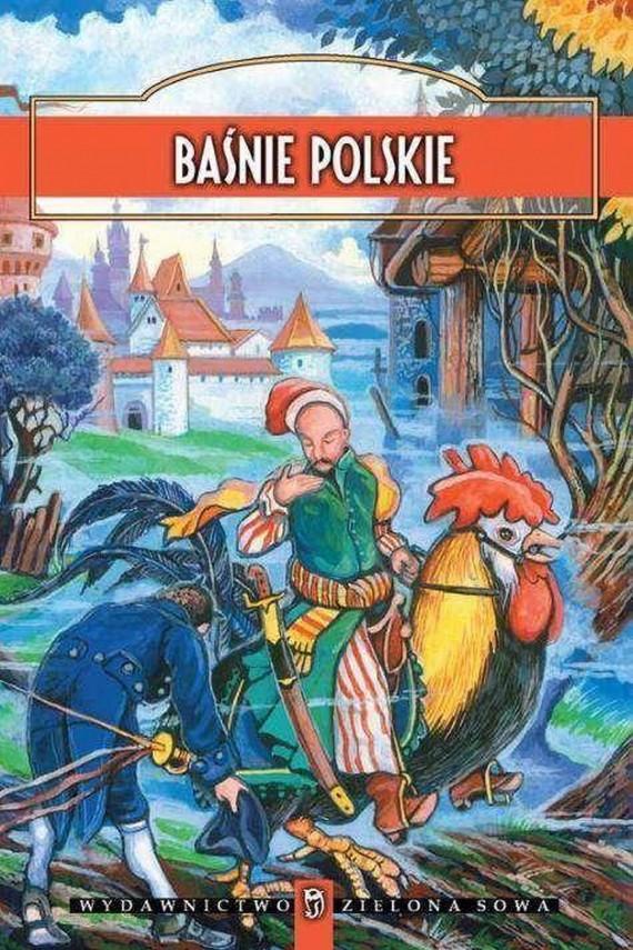 okładka Baśnie polskie. Ebook | EPUB, MOBI | autor zbiorowy