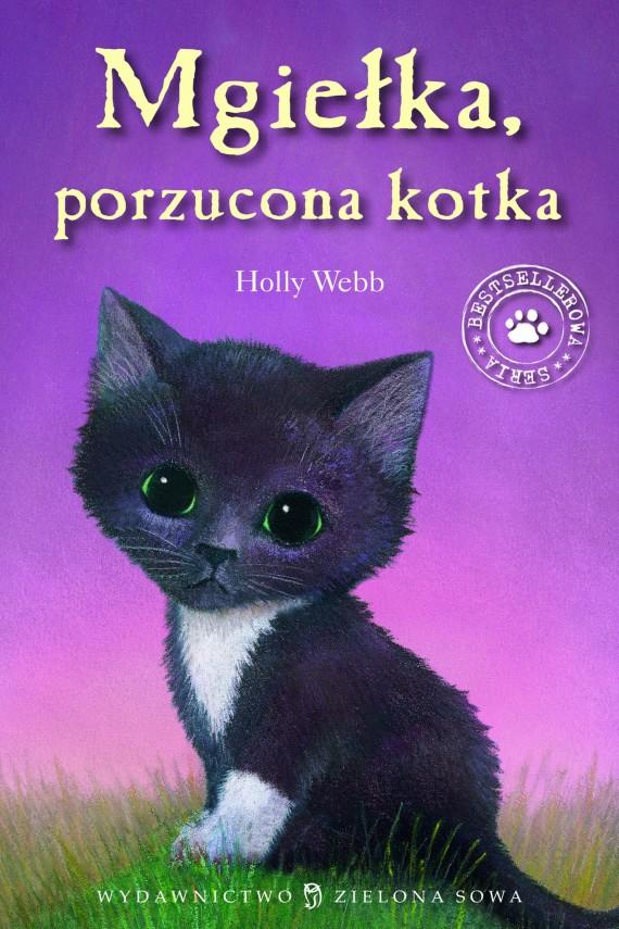 okładka Mgiełka. porzucona kotkaebook | EPUB, MOBI | Holly Webb