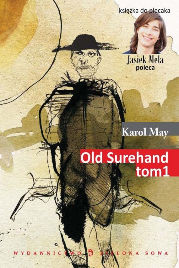 okładka Old Surehand t. Iebook | EPUB, MOBI | Karol May