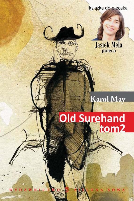 okładka Old Surehand t. IIebook   EPUB, MOBI   Karol May