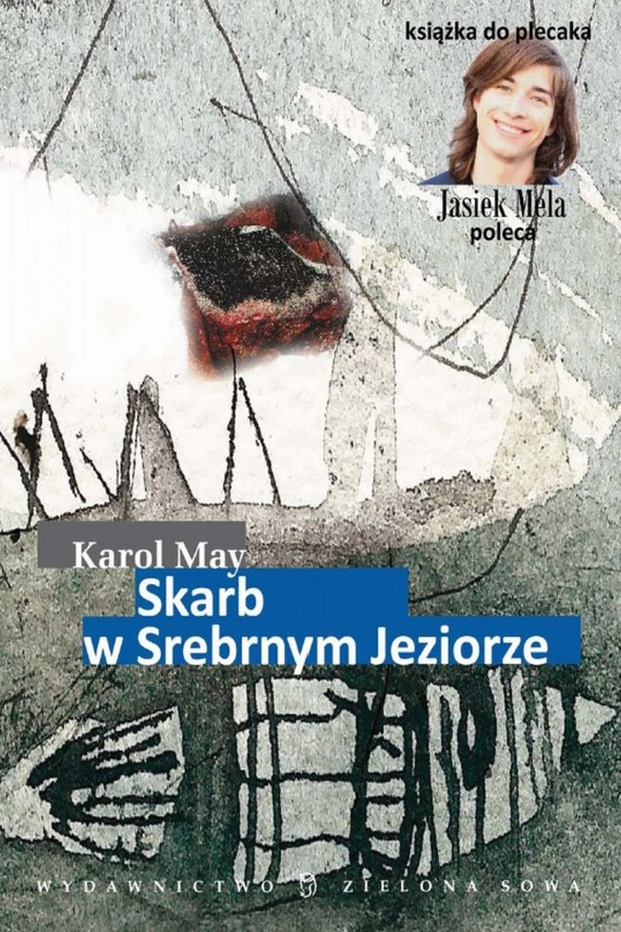 okładka Skarb w Srebrnym Jeziorzeebook | EPUB, MOBI | Karol May
