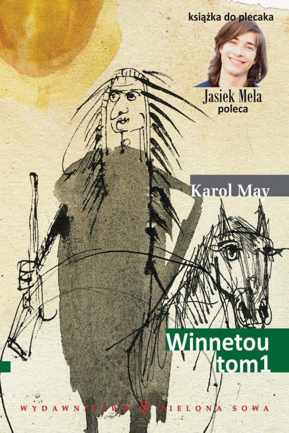 okładka Winnetou. t. Iebook | EPUB, MOBI | Karol May