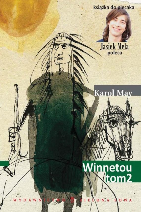 okładka Winnetou. t. IIebook | EPUB, MOBI | Karol May