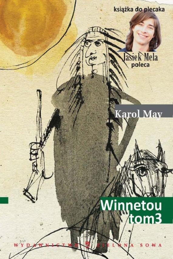okładka Winnetou. t. IIIebook | EPUB, MOBI | Karol May