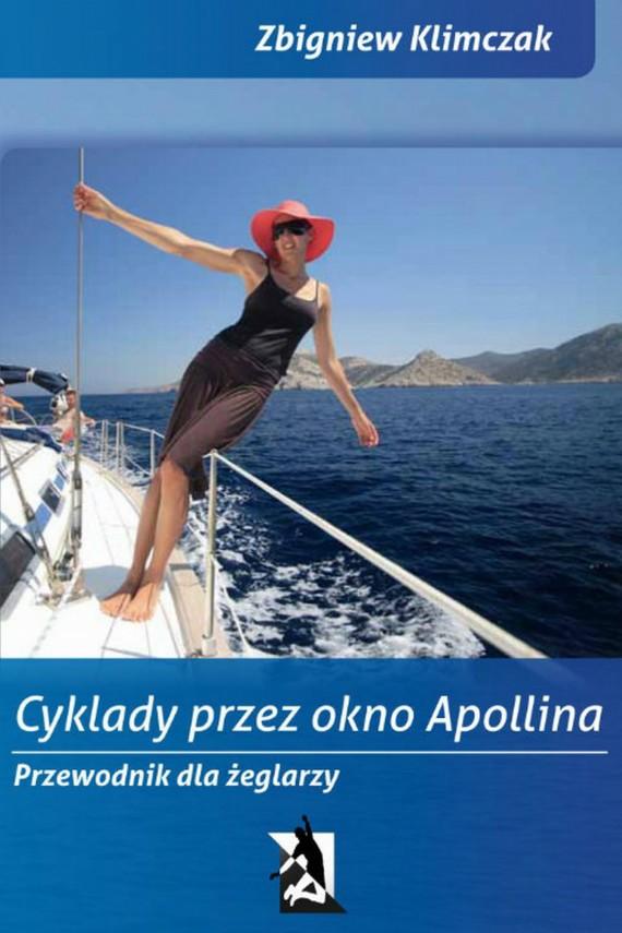 okładka Cyklady przez Okno Apollinaebook | PDF | Zbigniew Klimczak