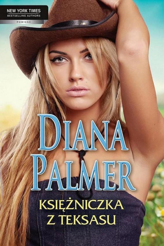 okładka Księżniczka z Teksasuebook | EPUB, MOBI | Diana Palmer