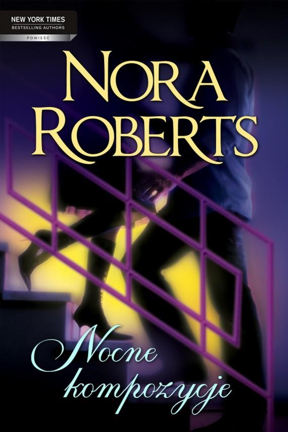 okładka Nocne kompozycje. Ebook | EPUB, MOBI | Nora Roberts