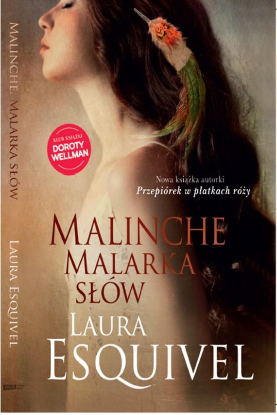 okładka Malinche. Malarka słówebook | EPUB, MOBI | Laura Esquivel