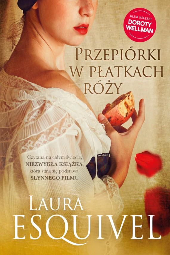 okładka Przepiórki w płatkach róży. Ebook | EPUB, MOBI | Laura Esquivel