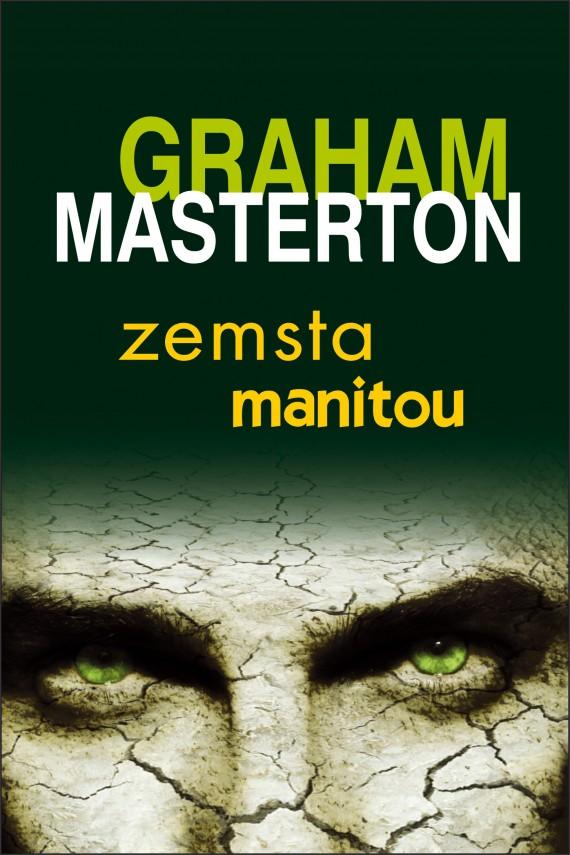 okładka Zemsta Manitou. Ebook   EPUB, MOBI   Graham Masterton