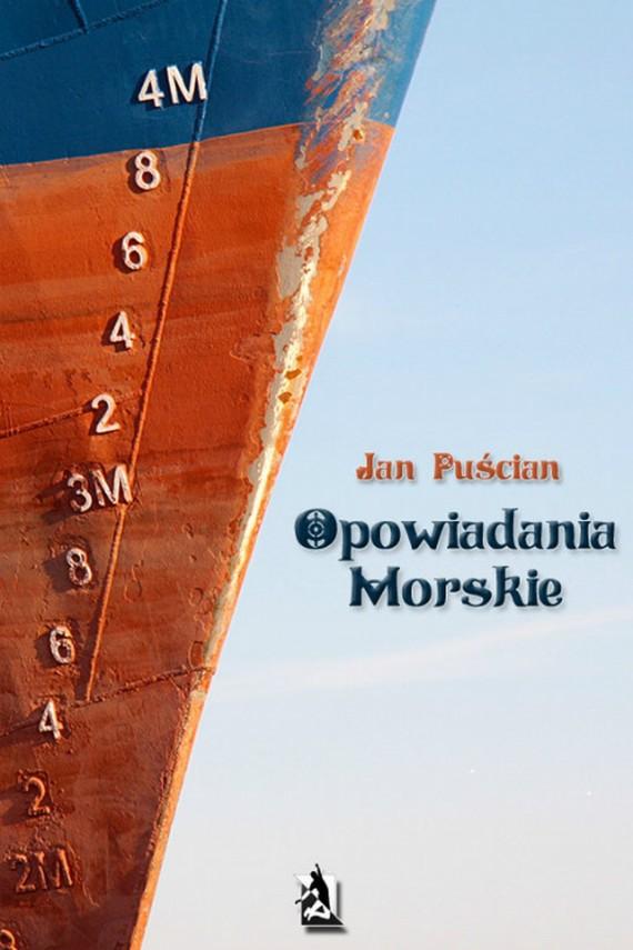 okładka Opowiadania morskieebook | EPUB, MOBI | Jan Puścian