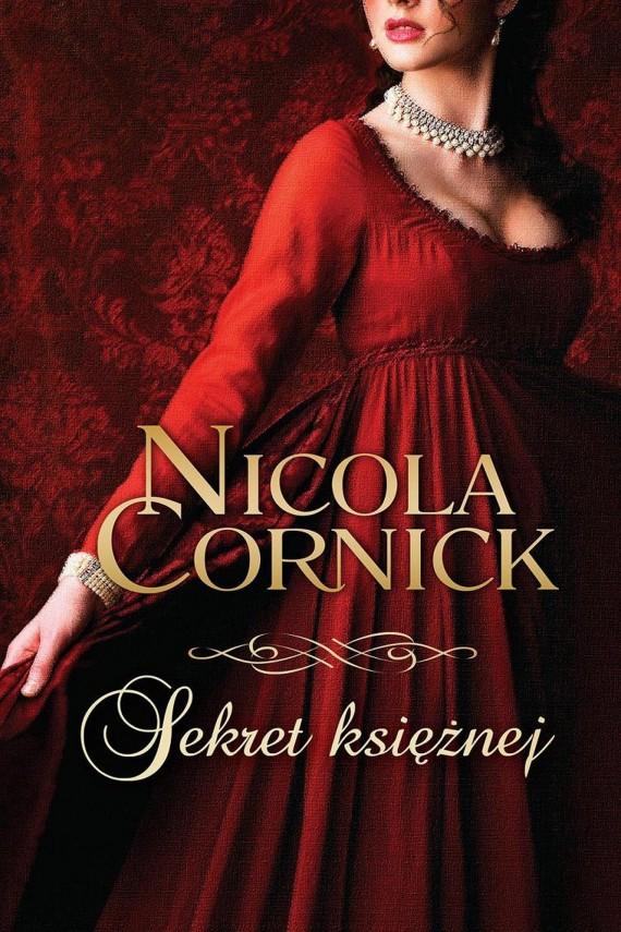 okładka Sekret księżnej. Ebook | EPUB, MOBI | Nicola Cornick
