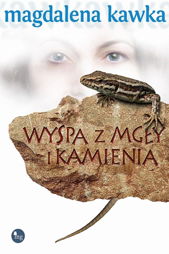 okładka Wyspa z mgły i kamieniaebook | EPUB, MOBI | Magdalena Kawka