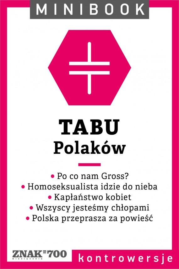 okładka Tabu [Polaków]. Minibook. Ebook | EPUB, MOBI | autor zbiorowy