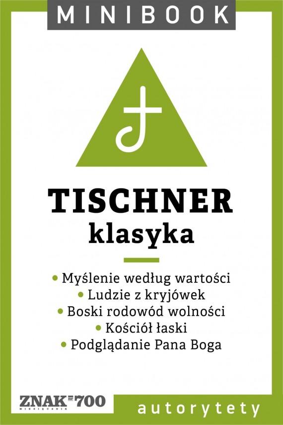 okładka Tischner [klasyka]. Minibook. Ebook | EPUB, MOBI | Ks. Józef Tischner