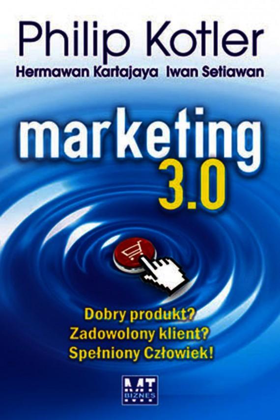 okładka Marketing 3.0ebook | EPUB, MOBI | Philip Kotler, Hermawan Kartajaya, Iwan Setiawan