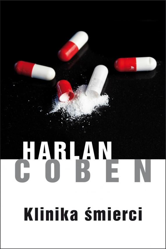 okładka Klinika śmierci. Ebook | EPUB, MOBI | Harlan Coben