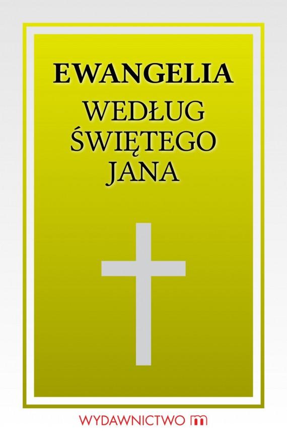 okładka Ewangelia według świętego Jana. Ebook   EPUB, MOBI   autor zbiorowy