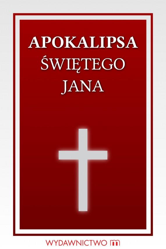 okładka Apokalipsa świętego Jana. Ebook   EPUB, MOBI   autor zbiorowy