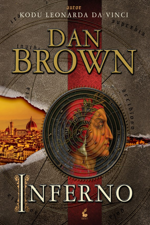 okładka Inferno. Ebook | EPUB, MOBI | Dan Brown