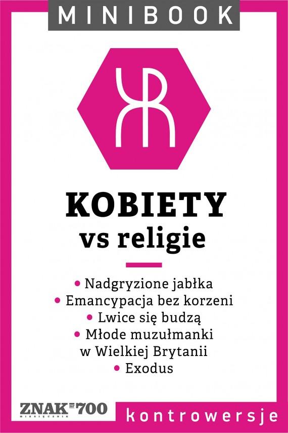 okładka Kobieta [vs religie]. Minibookebook | EPUB, MOBI | autor zbiorowy