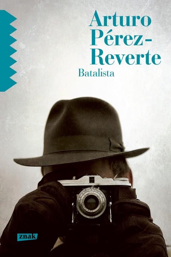 okładka Batalistaebook | EPUB, MOBI | Arturo Perez-Reverte