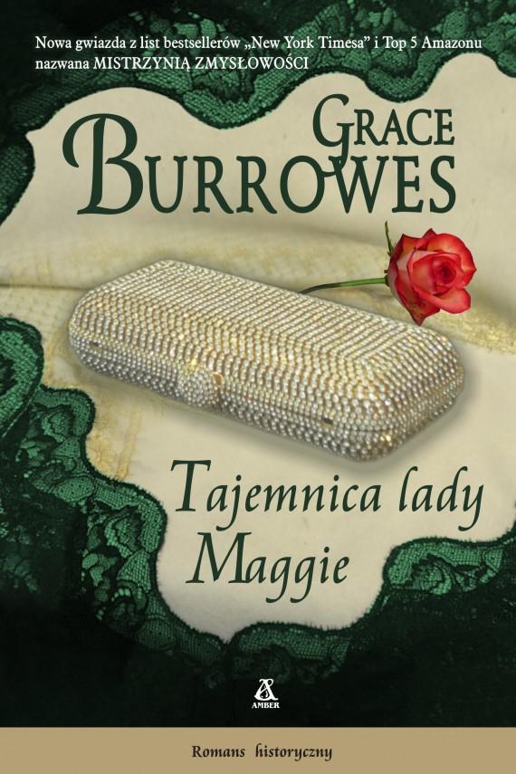 okładka Tajemnica lady Maggie. Ebook | EPUB, MOBI | Grace Burrowes