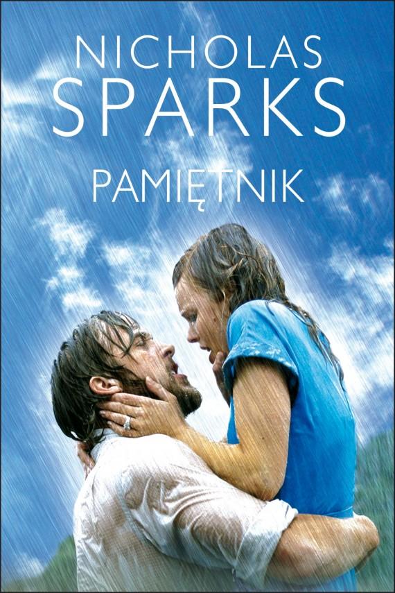 okładka Pamiętnik. Ebook | EPUB, MOBI | Nicholas Sparks