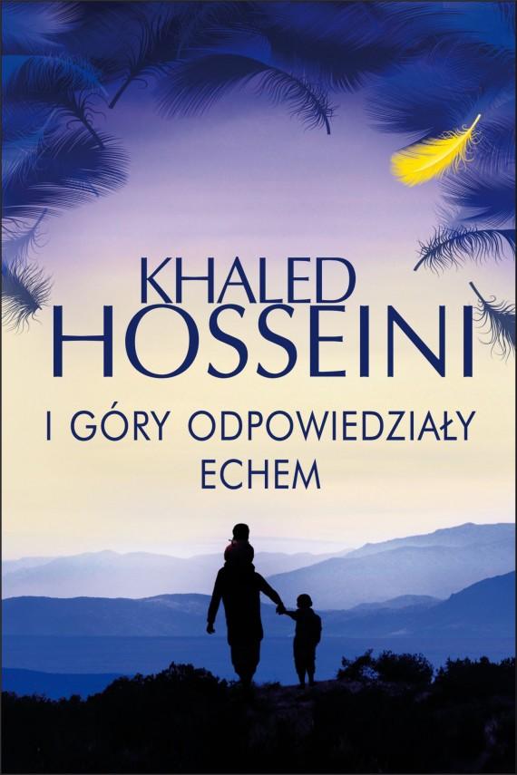 okładka I góry odpowiedziały echemebook | EPUB, MOBI | Khaled Hosseini
