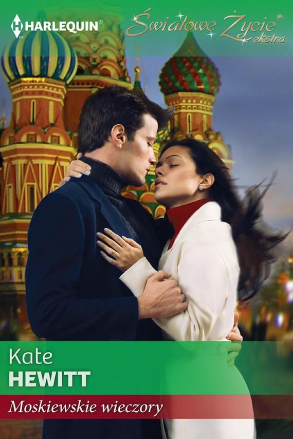 okładka Moskiewskie wieczoryebook | EPUB, MOBI | Kate Hewitt
