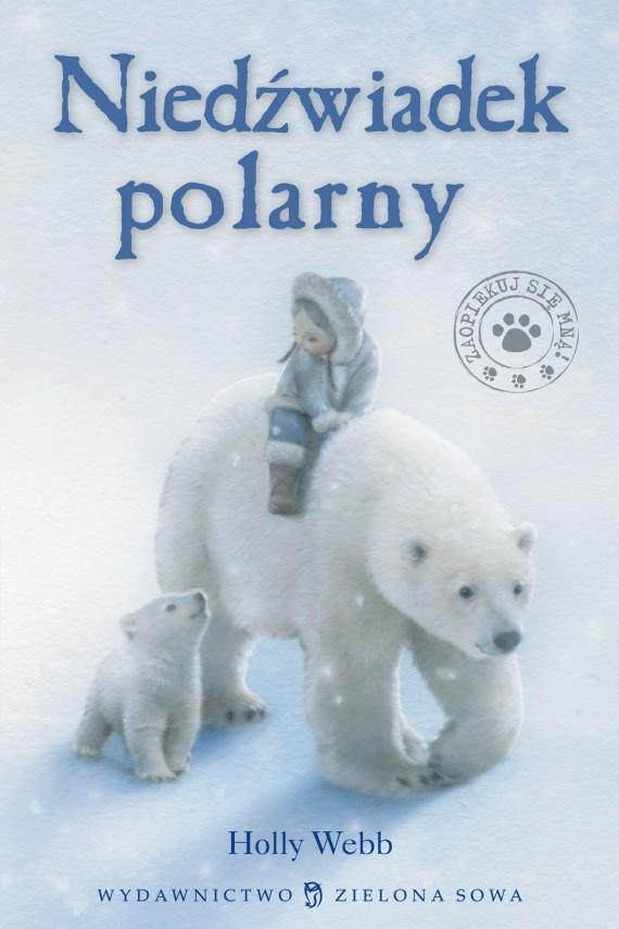 okładka Niedźwiadek polarny. Ebook | EPUB, MOBI | Holly Webb