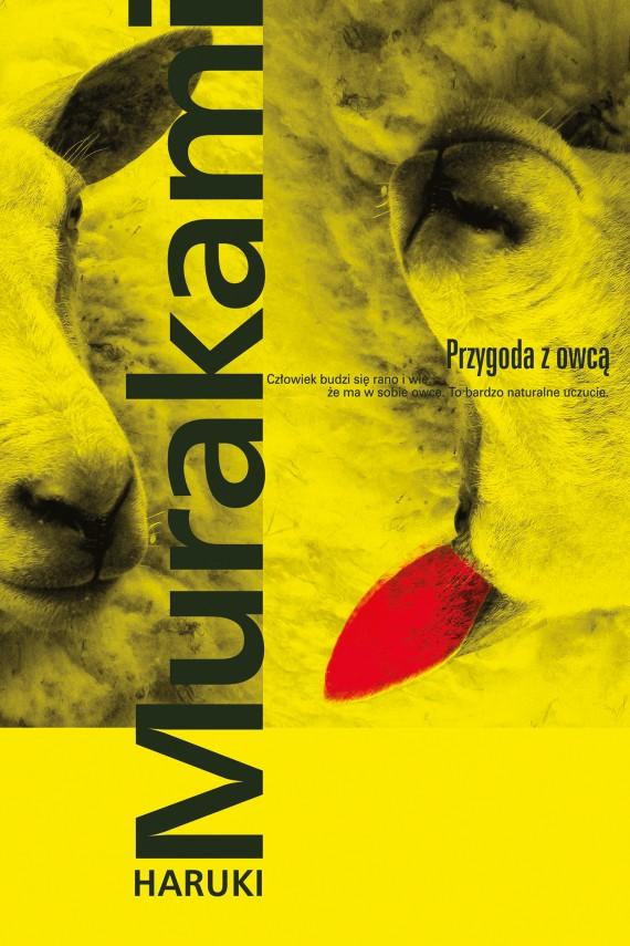 okładka Przygoda z owcą. Ebook | EPUB, MOBI | Haruki Murakami