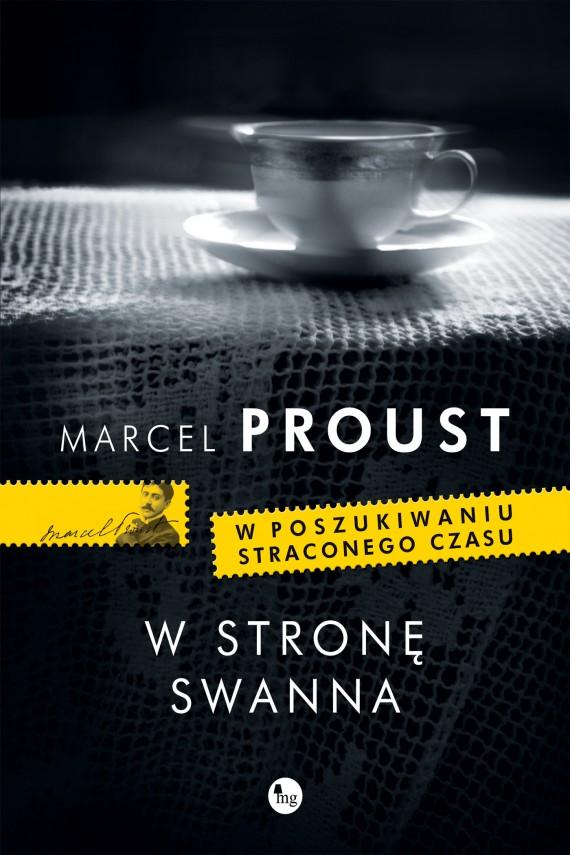 okładka W stronę Swanna. Ebook | EPUB, MOBI | Marcel Proust