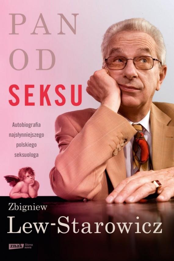okładka Pan od seksu. Ebook | EPUB, MOBI | Zbigniew Lew-Starowicz