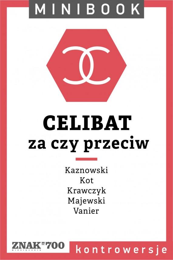 okładka Celibat [za czy przeciw]. Minibookebook | EPUB, MOBI | autor zbiorowy