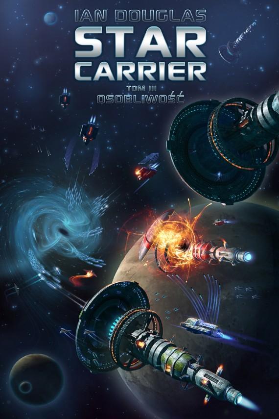 okładka Star Carrier. Tom 3. Osobliwośćebook | EPUB, MOBI | Ian Douglas
