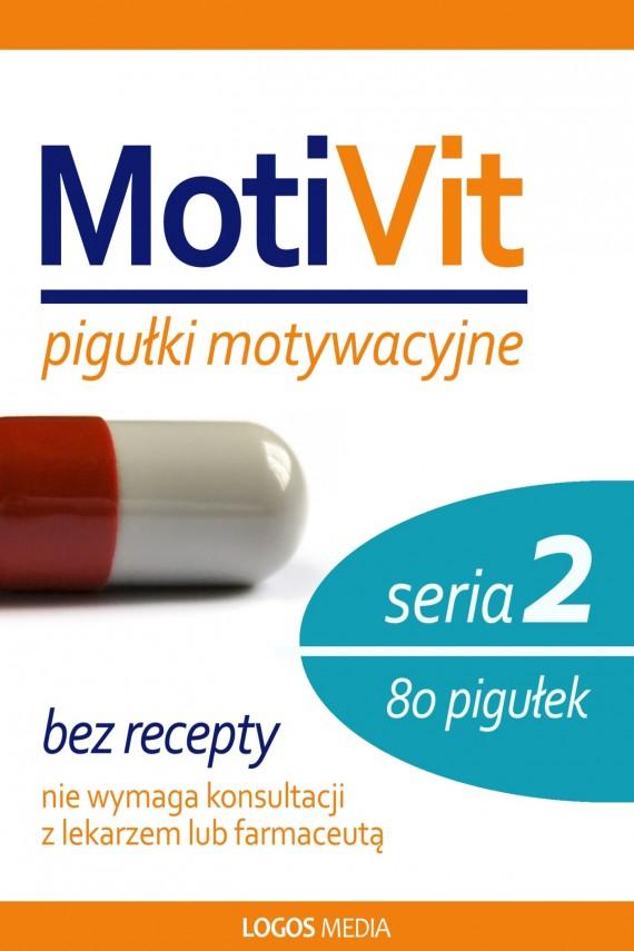 okładka MotiVit. Pigułki motywacyjne. Seria 2. Ebook | EPUB, MOBI | L. M. Book